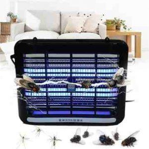 Est-ce que les lampes Anti-moustiques Sont-elles efficaces ?
