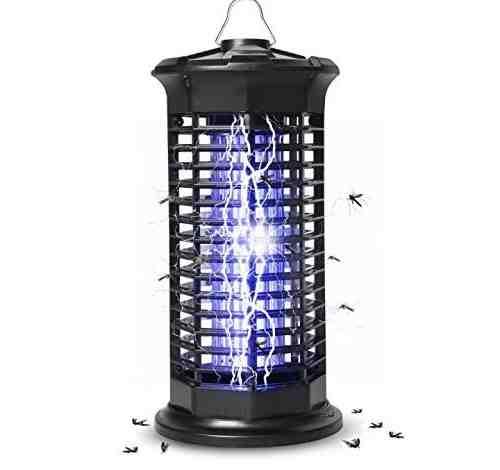 Où placer lampe Anti-moustique ?