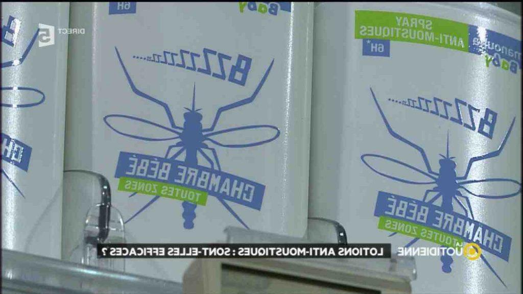 Quel est le spray Anti-moustique le plus efficace ?