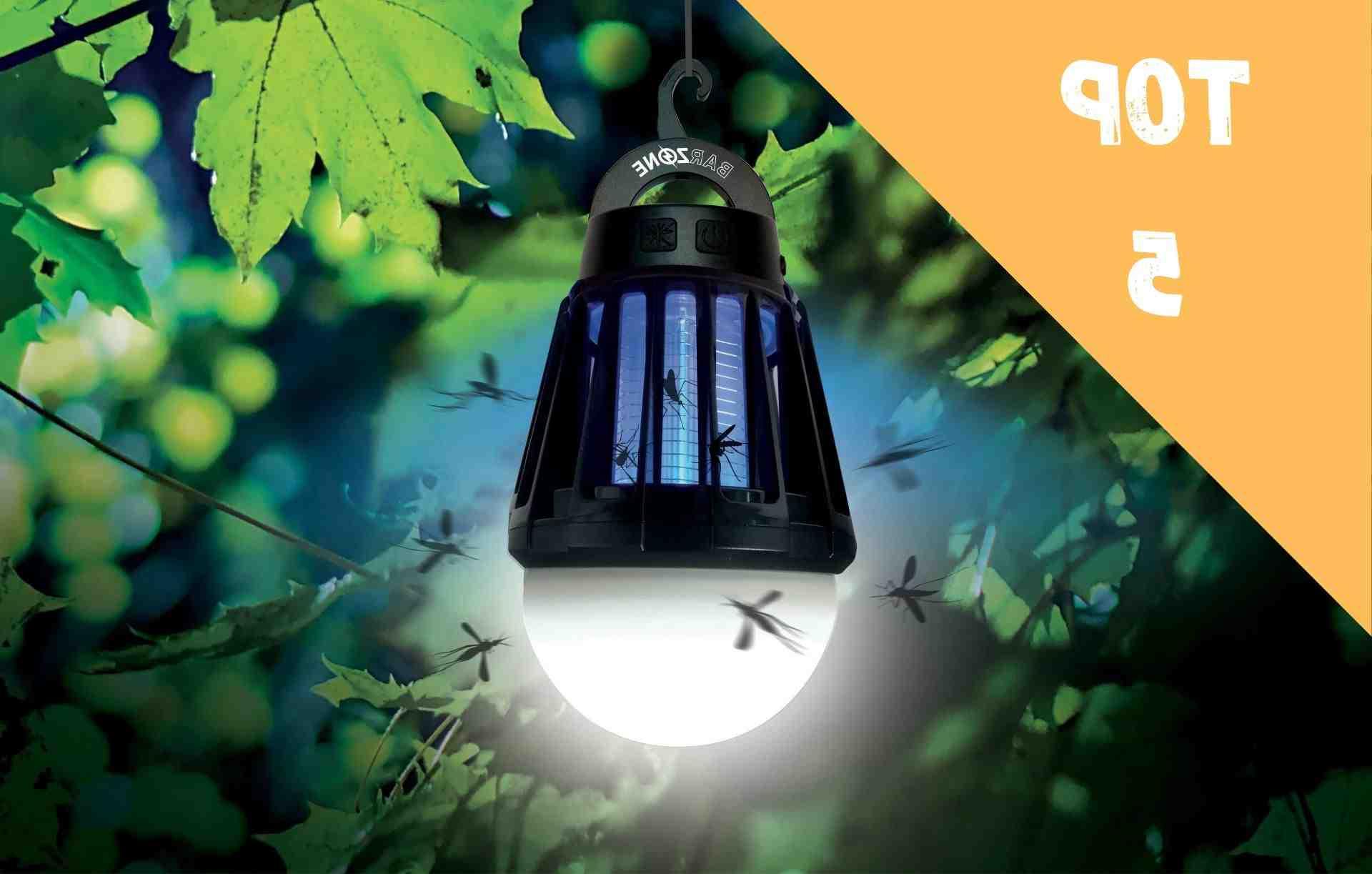 Quelle efficacité lampe Anti-moustique ?