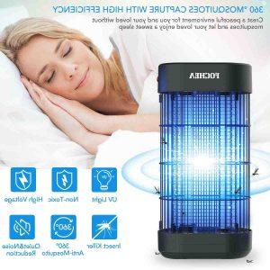 Quelle est la meilleure lampe Anti-moustique ?