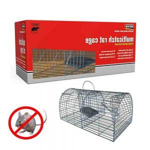 Comment piéger une souris intelligente ?